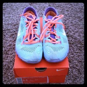 Nike Free 5.0 blue